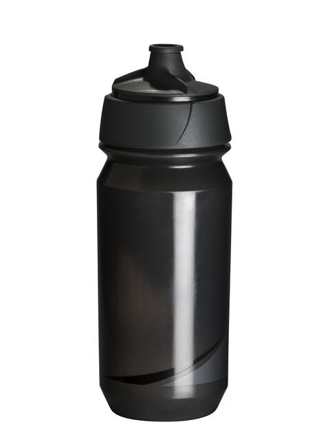 Tacx Shanti Twist Trinkflasche 500ml smoke/schwarz